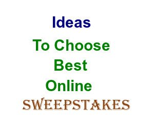 best-online-sweepstakes