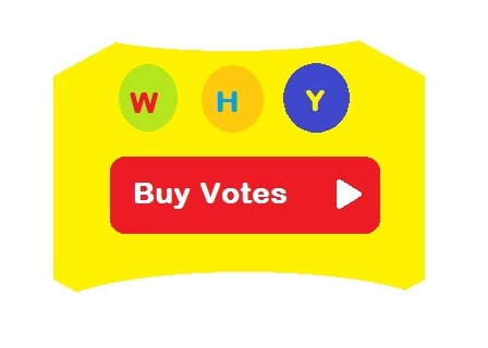 why buy votes