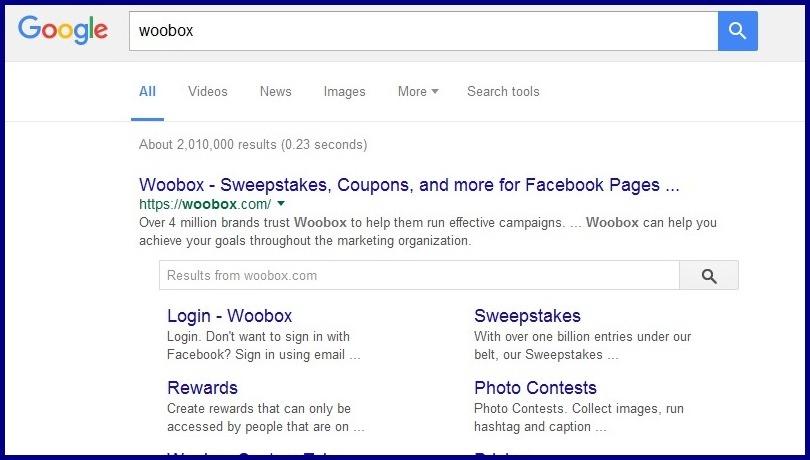 Woobox Contest