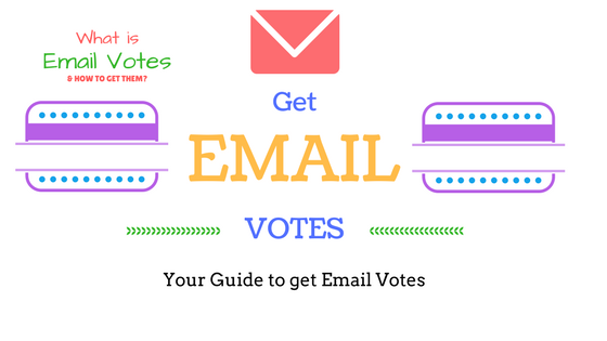 email votes