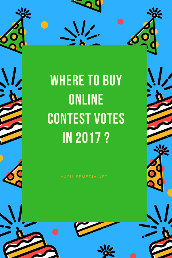 how to buy contest votes online