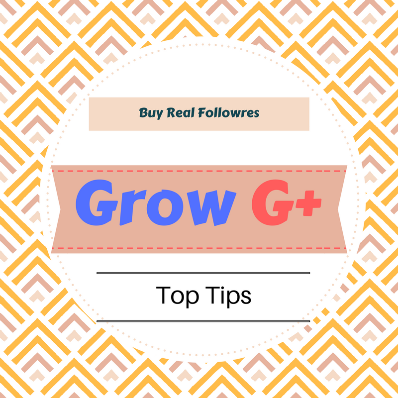 grow followers on g+